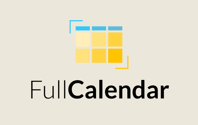 FullCalendar Events and Scheduling