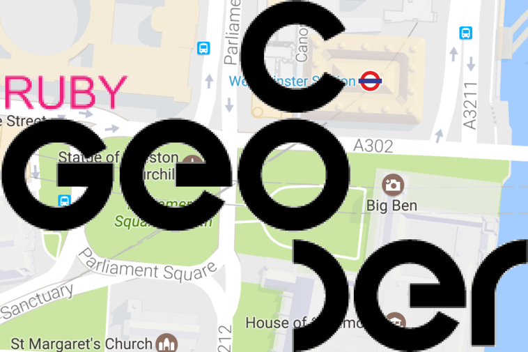 Geocoding, Places and Maps