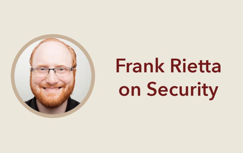 Interview with Frank Rietta