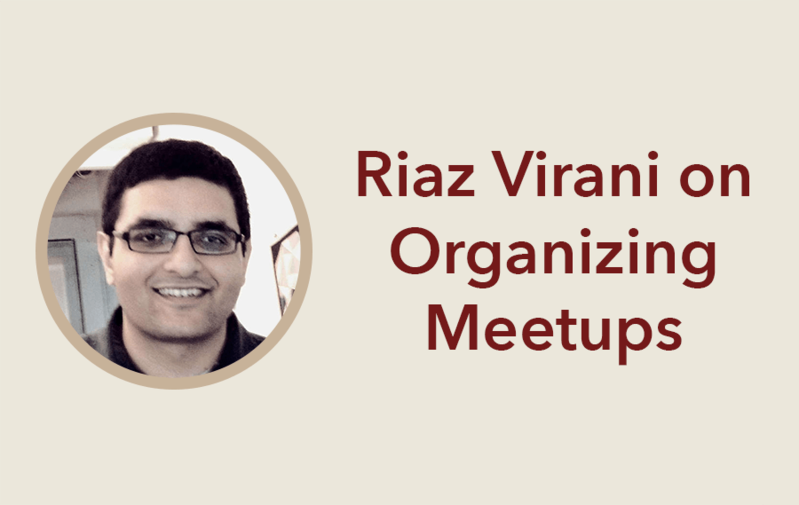 Interview with Riaz Virani