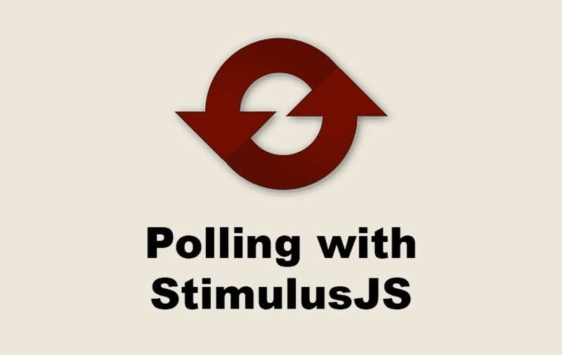 Polling with StimulusJS
