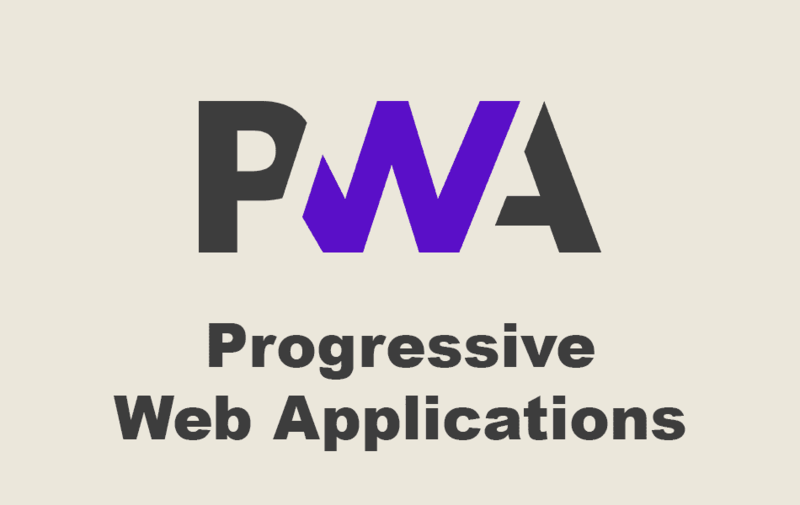 Progressive Web Applications