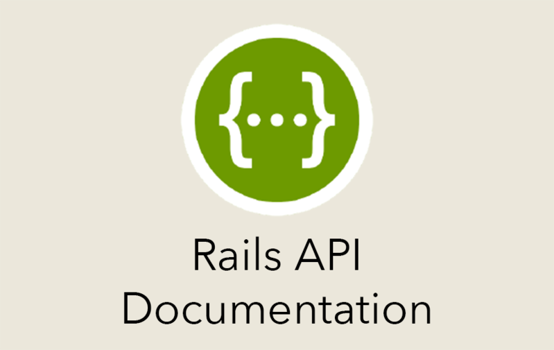 Rails API Documentation