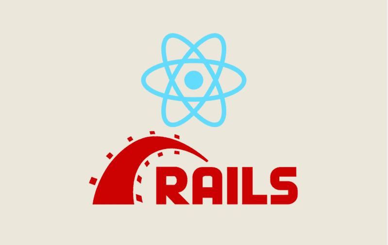 React Native and Ruby on Rails API Only Applications
