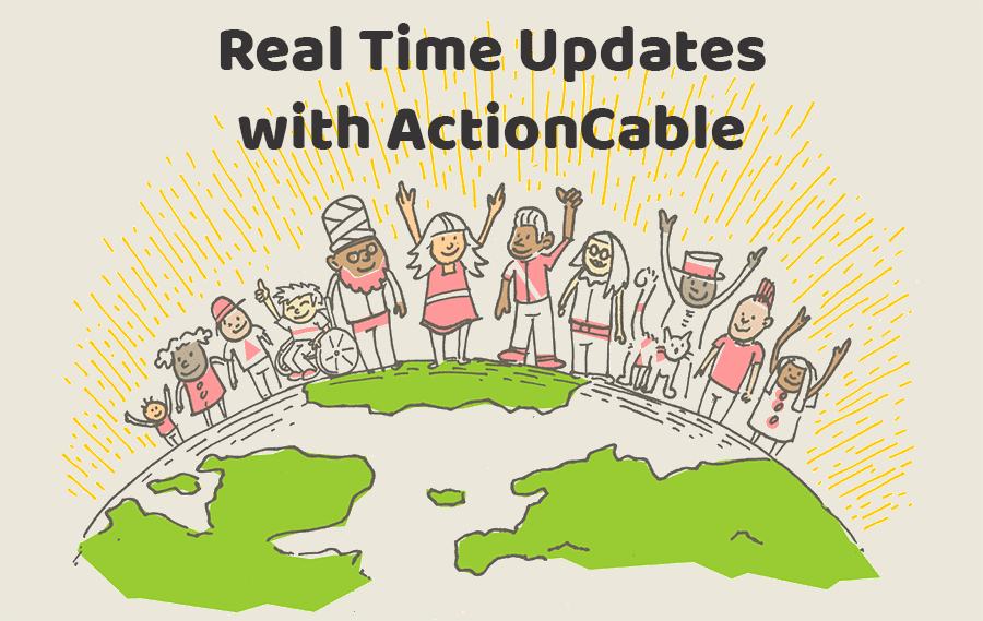 Real Time Updates with ActionCable