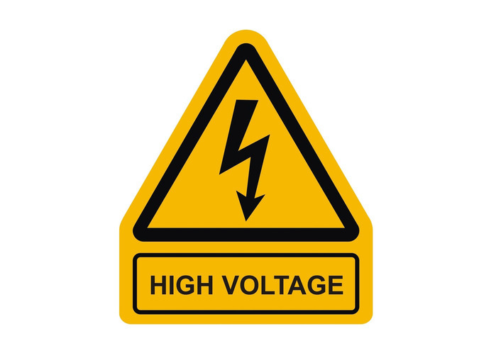 Static Pages with High Voltage