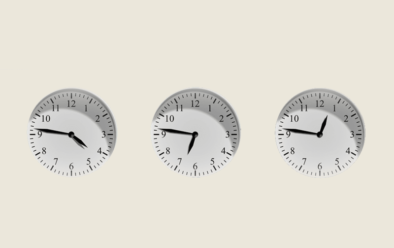 Working with Time Zones